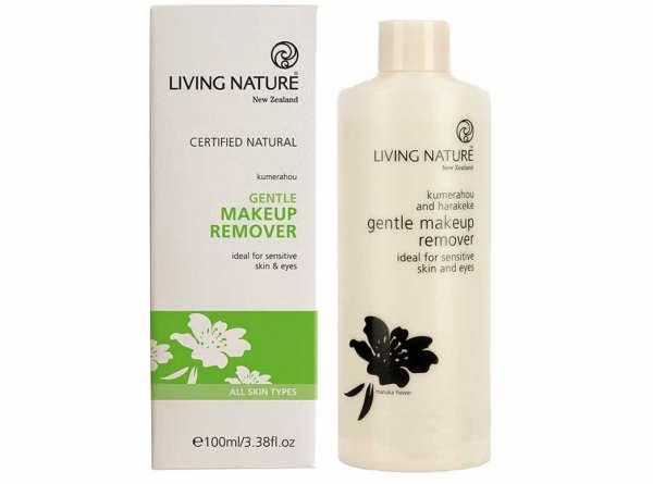 Living Nature Sanfter Make-up Entferner