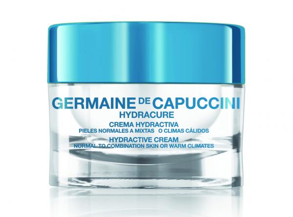 GERMAINE DE CAPUCCINI HYDRACURE Hydractive Cream Normal to Oily Skin 50 ml