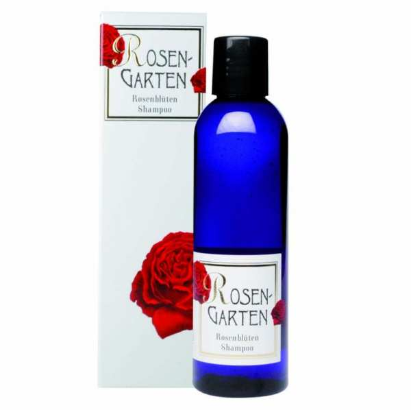 Shampoo Rosenblüten ROSENGARTEN von AROMA DERM