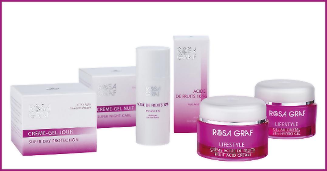 Rosa Graf Lifestyle Skin Care Rosa Graf Q T Alle Marken