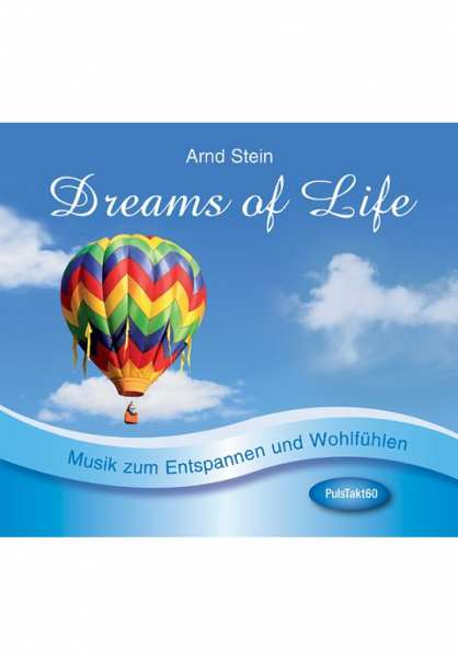 CD Dreams of Life von Dr. Arnd Stein