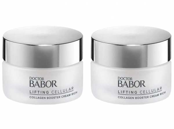 DOCTOR BABOR LIFTING CELLULAR Collagen Booster Cream Rich Sondergröße 2x 15 ml