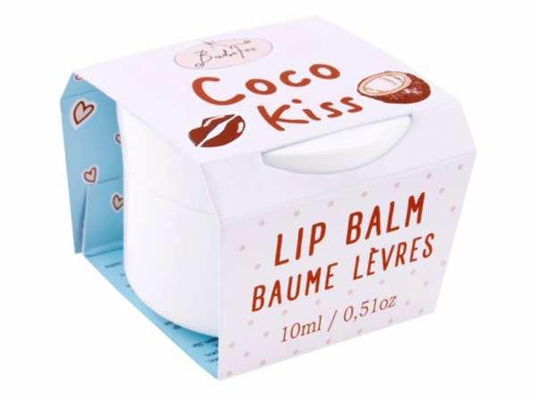 Lippenbalsam COCO KISS von BadeFee