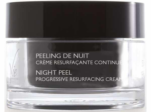 VIE COLLECTION PEELING DE NUIT - Peeling Nachtcreme