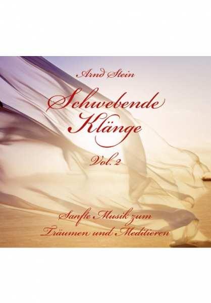 CD Schwebende Klänge Vol. 2 von Dr. Arnd Stein