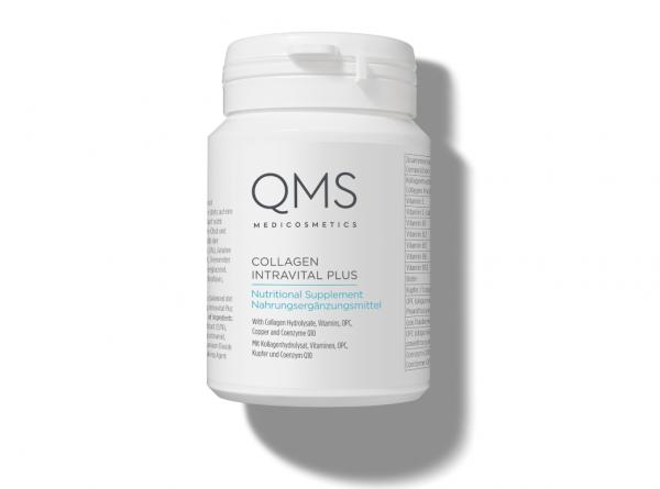 QMS MEDICOSMETICS COLLAGEN INTRAVITAL PLUS 60 Kapseln - Nahrungsergänzungsmittel