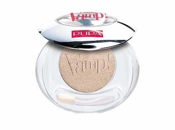 Lidschatten VAMP! Compact Eyeshadow 402 Ivory von PUPA