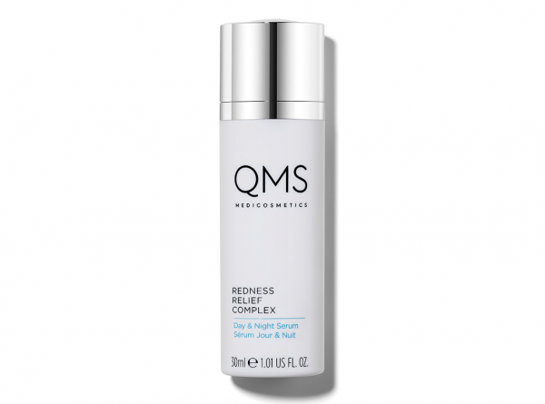 QMS MEDICOSMETICS REDNESS RELIEF COMPLEX Day + Night Serum - veringert Hautirritationen