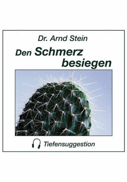 CD Den Schmerz besiegen von Dr. Arnd Stein