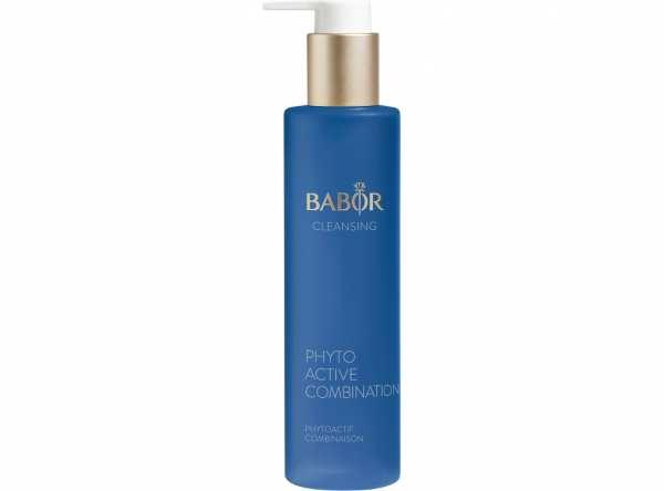 BABOR CLEANSING Phytoactive Combination - Kräuterextrakt für Mischhaut und ölige Haut