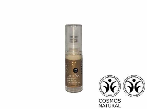 cobicos SUNNY DAY CREAM LSF 15 Sondergröße - gegen Rötungen & Pigmentveränderung Tagespflege LSF 15