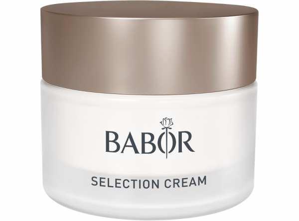 BABOR SKINOVAGE Selection Cream - 24h Intensivpflege zur Regeneration der Haut