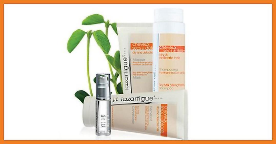 j.f. lazartigue® Produkte für trockene und feine Haare
