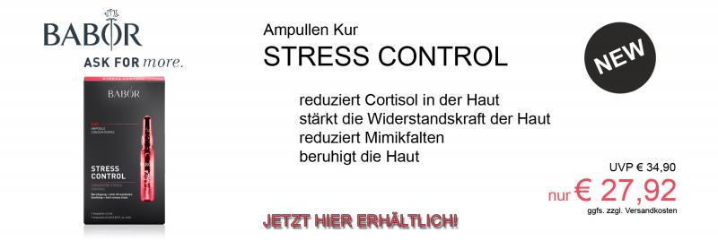 Babor Stress Control