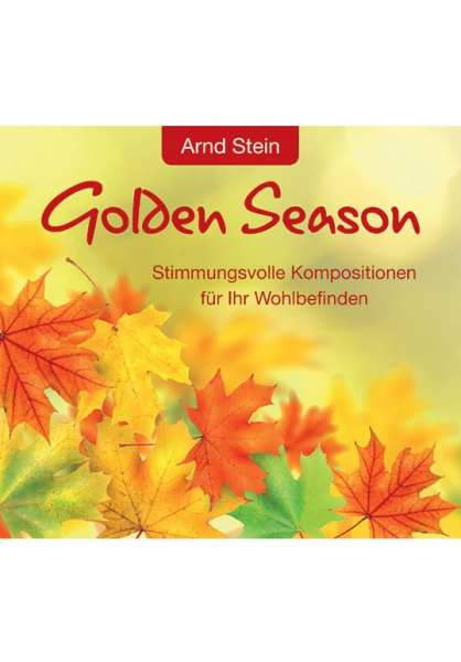 CD Golden Season von Dr. Arnd Stein