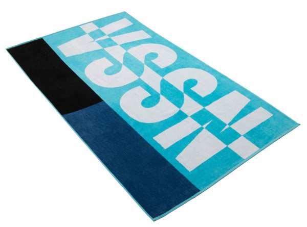 VOSSEN BEACH COLLECTION VSSN BLOCKS Strandtuch 100 x 180 cm