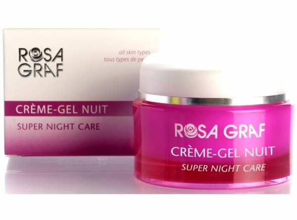 Nachtpflege LIFESTYLE von ROSA GRAF