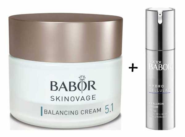 BABOR SKINOVAGE Balancing Cream - Geschmeidig leichte Feuchtigkeitspflege