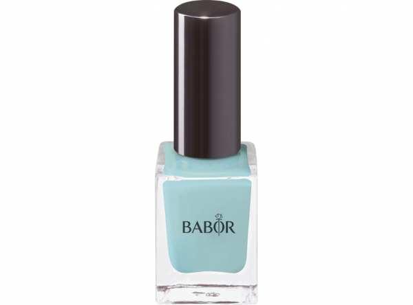 BABOR AGE ID Nail Colour 18 sky blue - Brillanter, langhaftender Nagellack