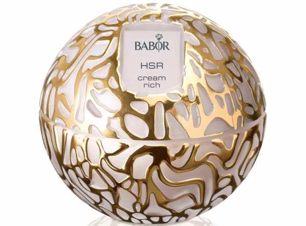 BABOR HSR LIFTING Luxuriöse, reichhaltige Anti-Falten Pflegecreme - glättend und aufpolsternd