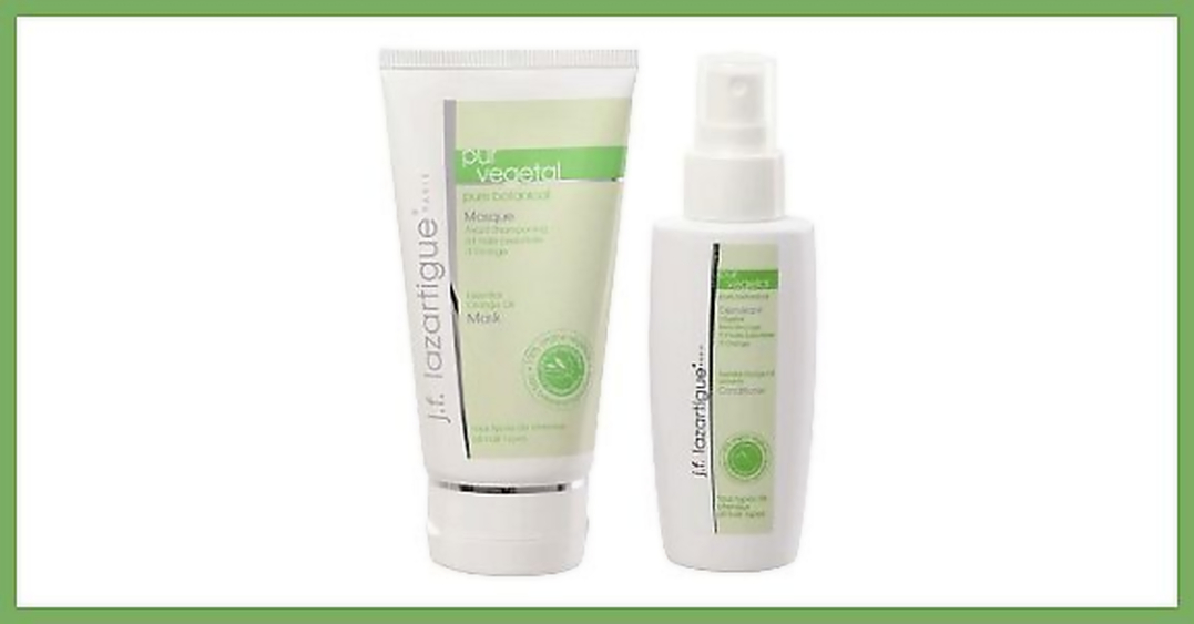 j.f. lazartigue® 100% Pflanzenkraft Haarpflege