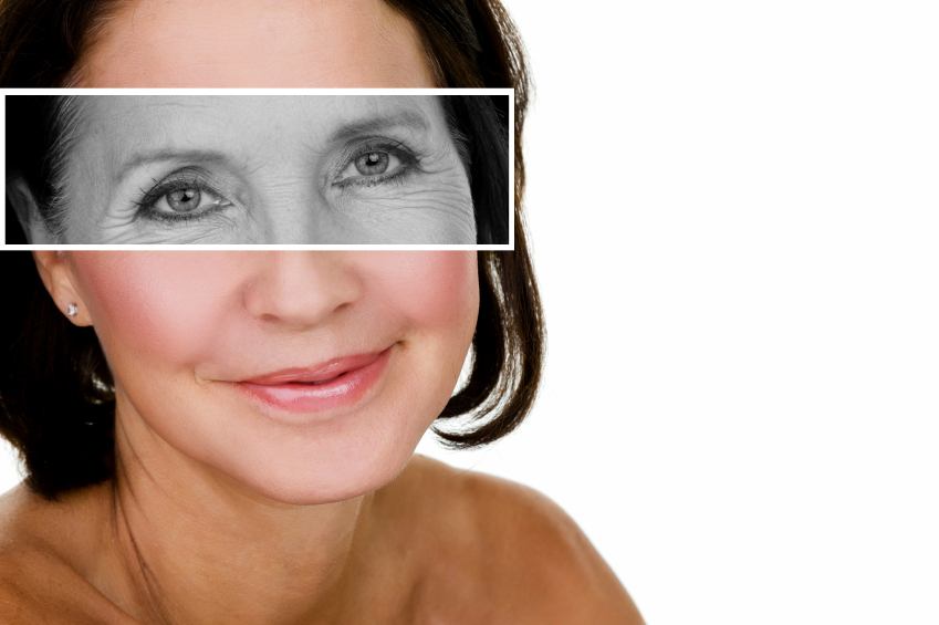 Anti-Aging-Pflege