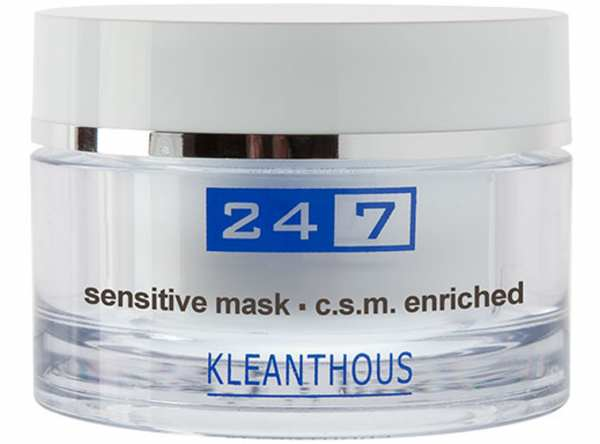KLEANTHOUS 24/7 Sensitive Mask c.s.m. enriched - Beruhigende Maske