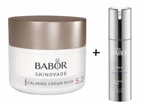 BABOR SKINOVAGE Calming Cream rich - Besonders reichhaltige Intensivpflege