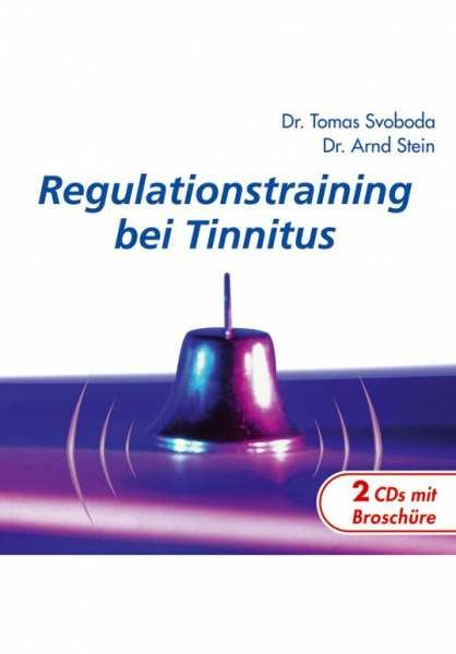 CD Regulationstraining bei Tinnitus von Dr. Arnd Stein