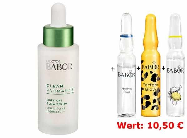DOCTOR BABOR Cleanformance Moisture Glow Serum - intensives Feuchtigkeits-Serum