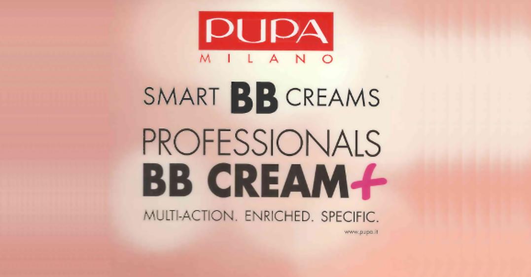 PUPA Professionals BB Cream +