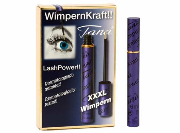 Wimpernserum TANA® Wimpernkraft von Tana® COSMETICS