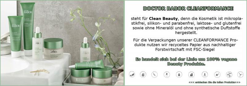 Doctor Babor Cleanformance