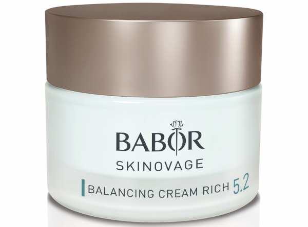 BABOR SKINOVAGE Balancing Cream rich - Geschmeidige Feuchtigkeitspflege