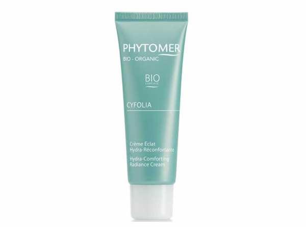 PHYTOMER CYFOLIA Crème Éclat Hydro-Reconfortante - beruhigende Feuchtigkeitscreme für strahlenden Te