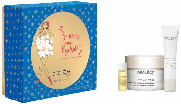 DECLÉOR X-MAS Coffret Be merry and hydrate Hydra Floral