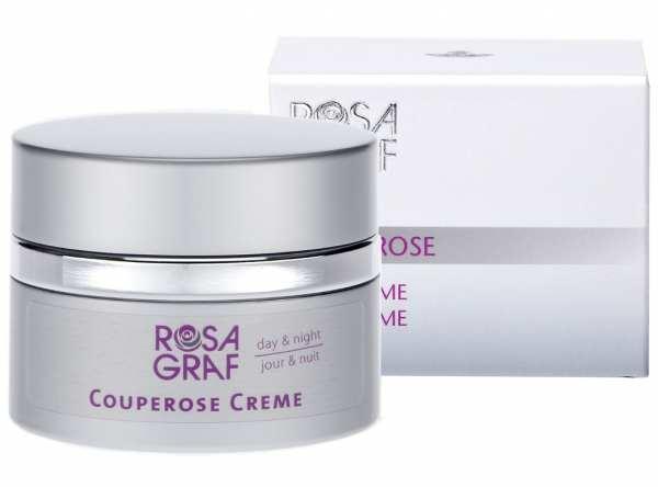 Tages- und Nachtpflege COUPEROSE Creme von ROSA GRAF