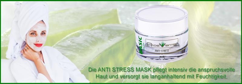 SOS Maske für irritierte und empfindliche Haut.
