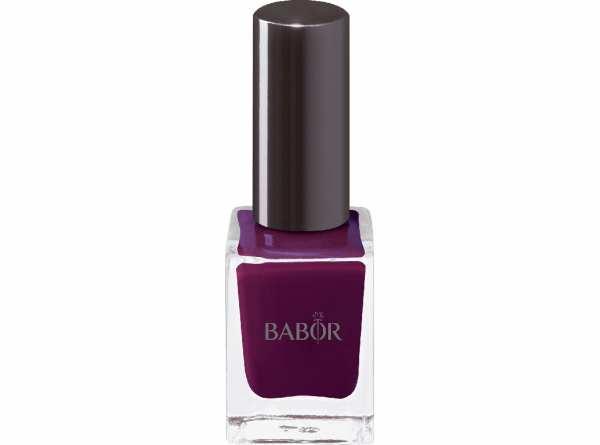 BABOR AGE ID Nail Colour 21 viva violet - Brillanter, langhaftender Nagellack