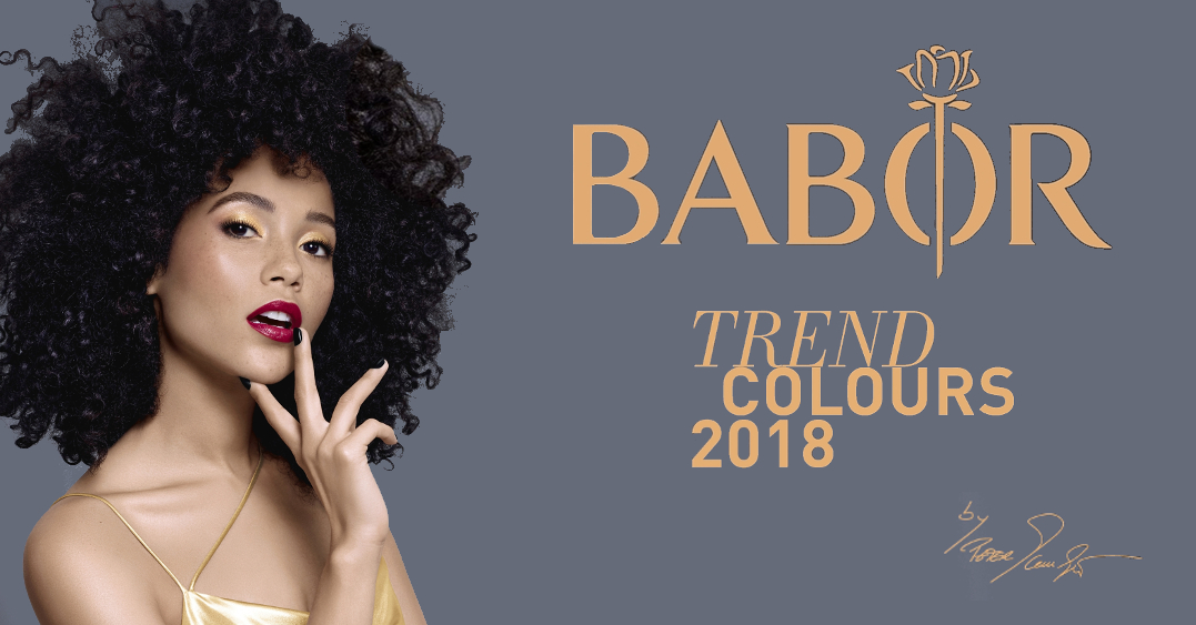 BABOR AGE ID Trendfarben Herbst/Winter 2018