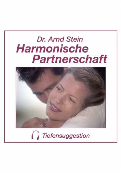 CD Harmonische Partnerschaft von Dr. Arnd Stein