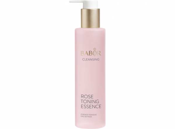 BABOR CLEANSING Rose Toning Essence - Gesichtswasser