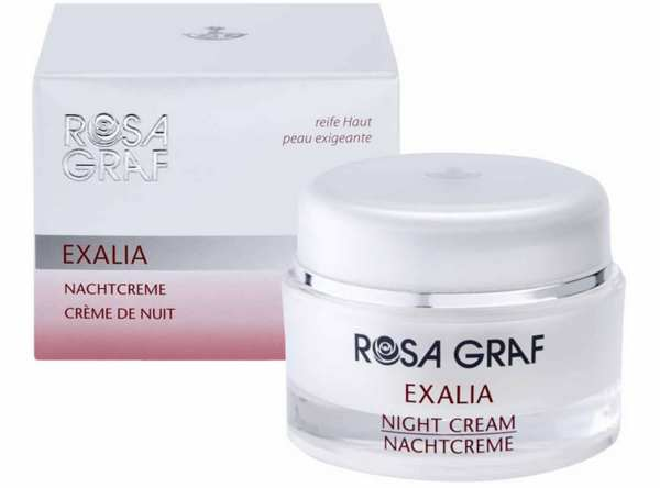Nachtpflege EXALIA Night von ROSA GRAF