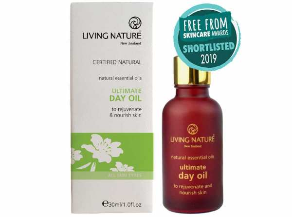 Living Nature Ultimate Day Oil - Gesichtsöl