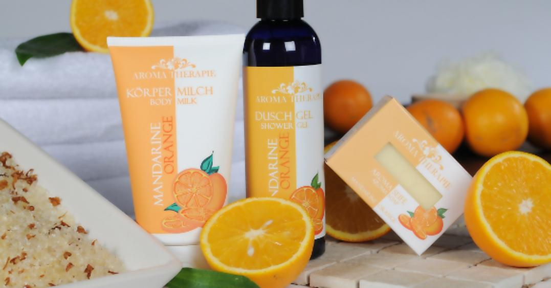 AROMA DERM Mandarine Orange AROMATHERAPIE
