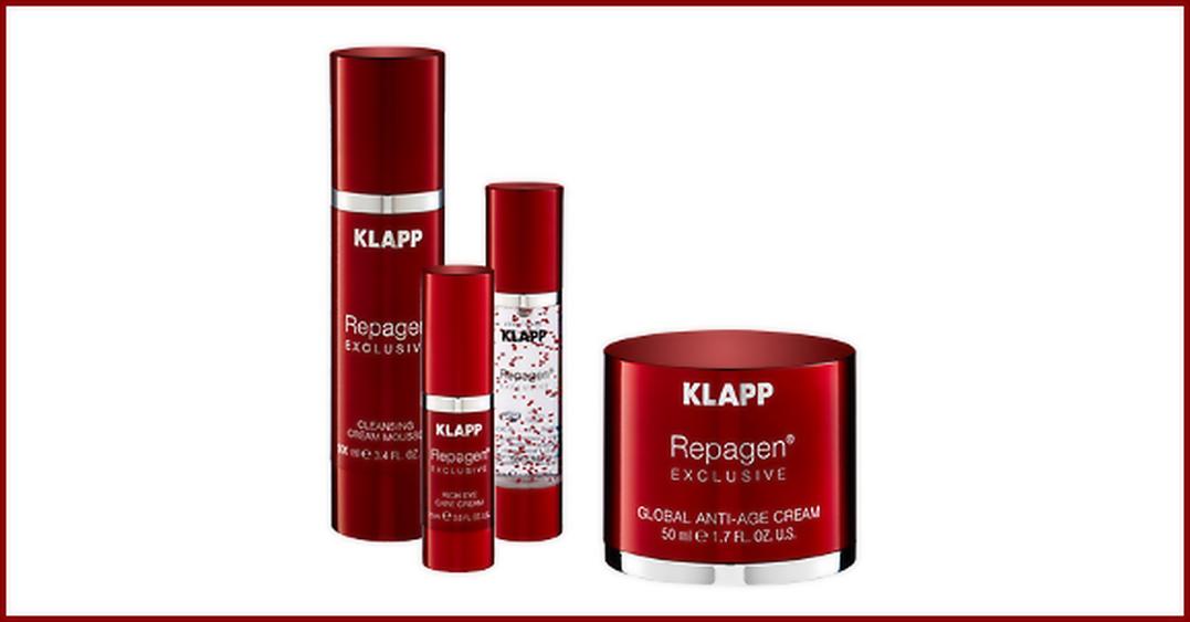KLAPP REPAGEN® EXCLUSIVE