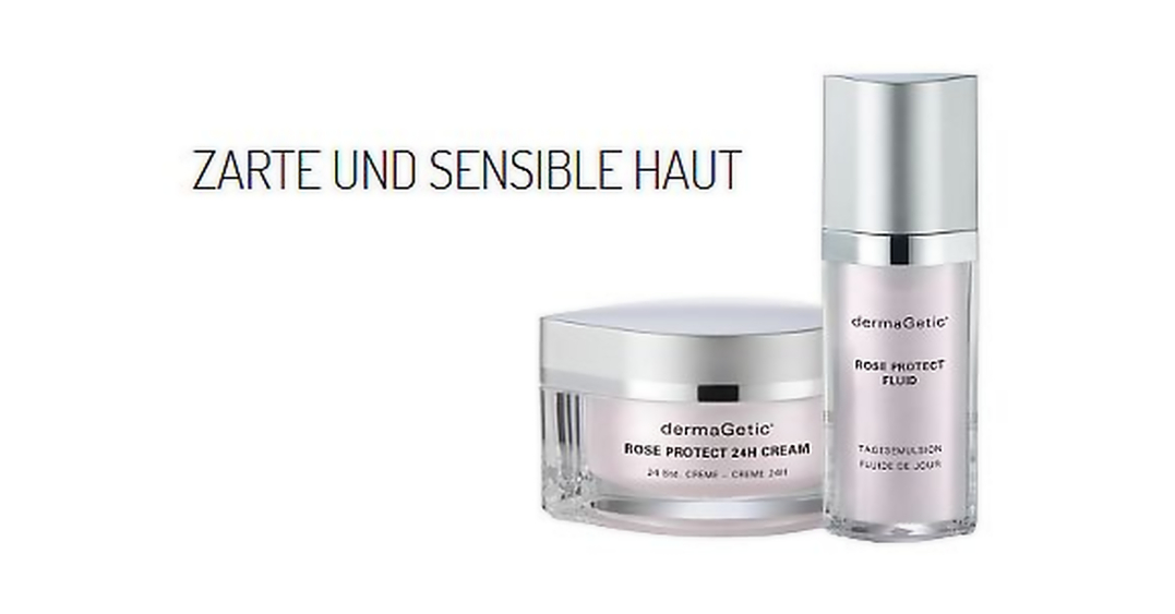 BINELLA of Switzerland dermaGetic - Zarte und sensible Haut