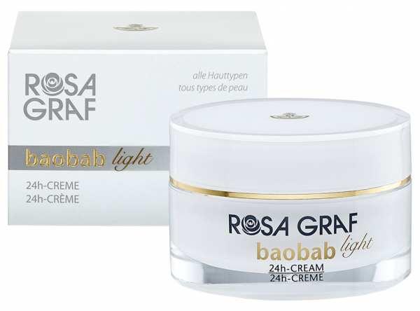 Leichte 24h Anti-Ageing BAOBAB von ROSA GRAF