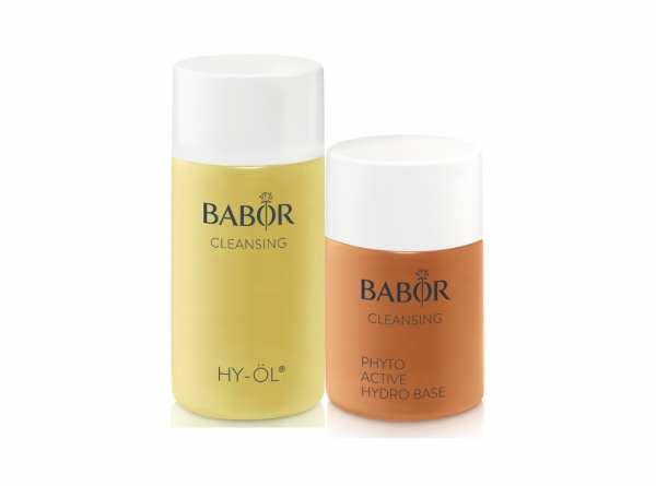 BABOR CLEANSING HY-ÖL 50 ml & Phytoactive Hydro Base 30 ml