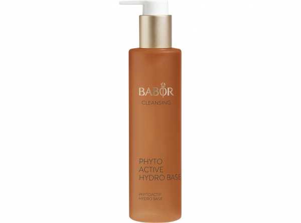 BABOR CLEANSING Phytoactive Hydro Base - Kräuterextrakt bei trockener Haut